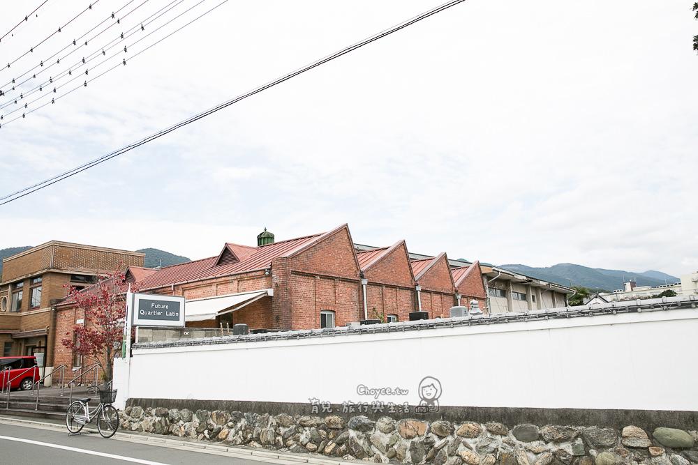 鋸齒造型麵包店?設計理念來自於你我身上 群馬觀光 桐生百年磚瓦咖啡廳 ベーカリ-カフェ レンガ