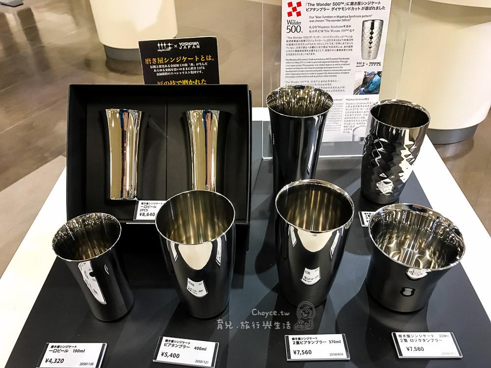 新潟購物推薦 燕三条讓廚娘也瘋狂 銅鍋菜刀指甲剪與日本雜貨大本營