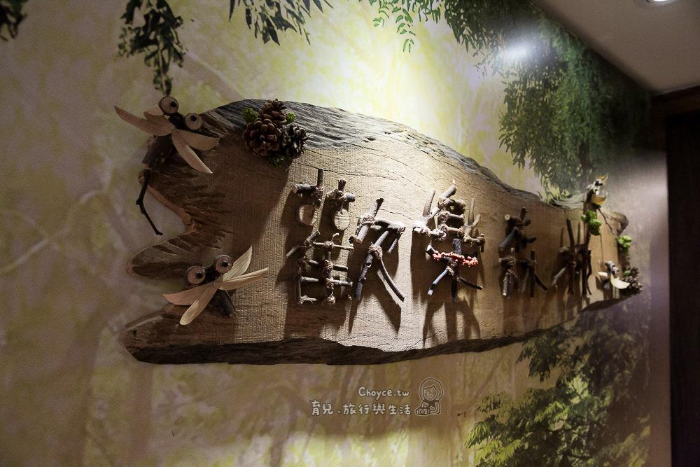 從0歲到12歲 孩子們的天堂樂園 花蓮翰品酒店 歡樂森林