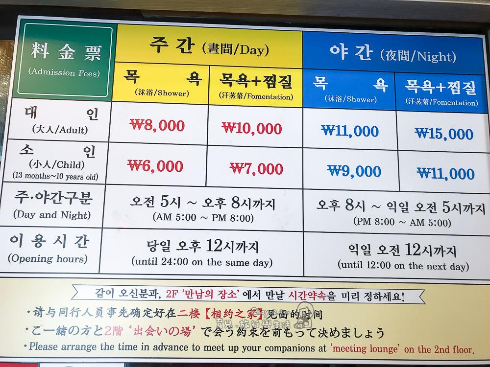 首爾美人旅 從頭到腳洗得沽溜溜亮晶晶 首爾車站旁走五分鐘 汗蒸幕siloam