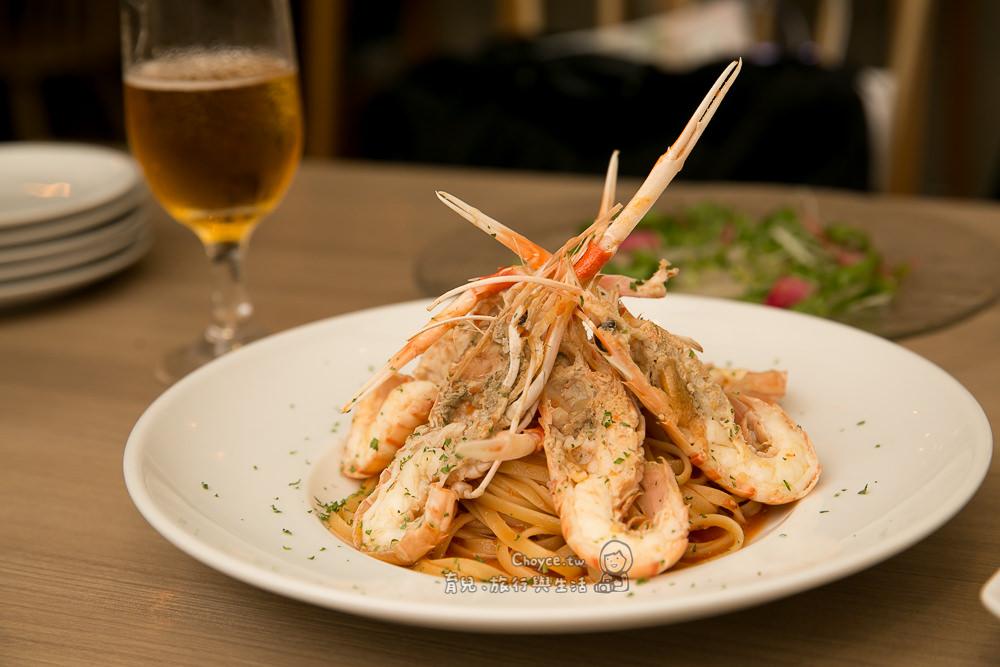 異國美食滿喫 橫濱高貴不貴義大利餐廳 OREZZO俺蔵義式料理