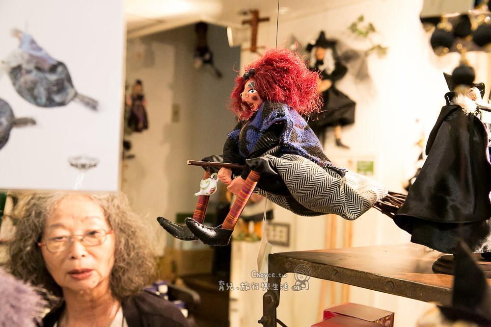 魔女本尊出沒橫濱元町?魔女與香草的店 橫濱購物推薦 元町商店街挖寶趣