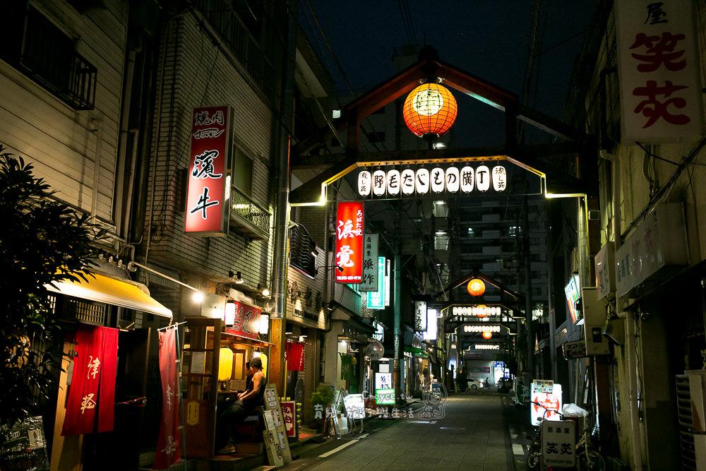 日本美食密度最高價錢最合理 六百間店舖任你挑選 野毛町 野毛たべもの横丁 うだつ