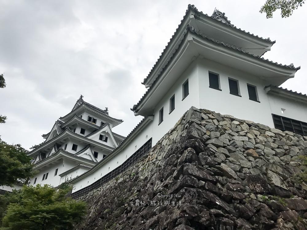 日本最愛跳舞的城市 郡上八幡城快閃 郡上八幡飯店開房間瞧一瞧