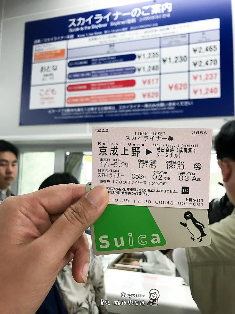 從成田空港直達上野 最精省最划算也最方便的票券 tei to taxi 下町日和票券 一日票500円