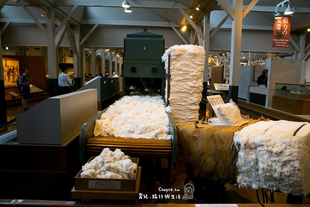 汽車大廠的崛起,竟然是紡織起家 @TOYOTA豐田產業技術紀念館