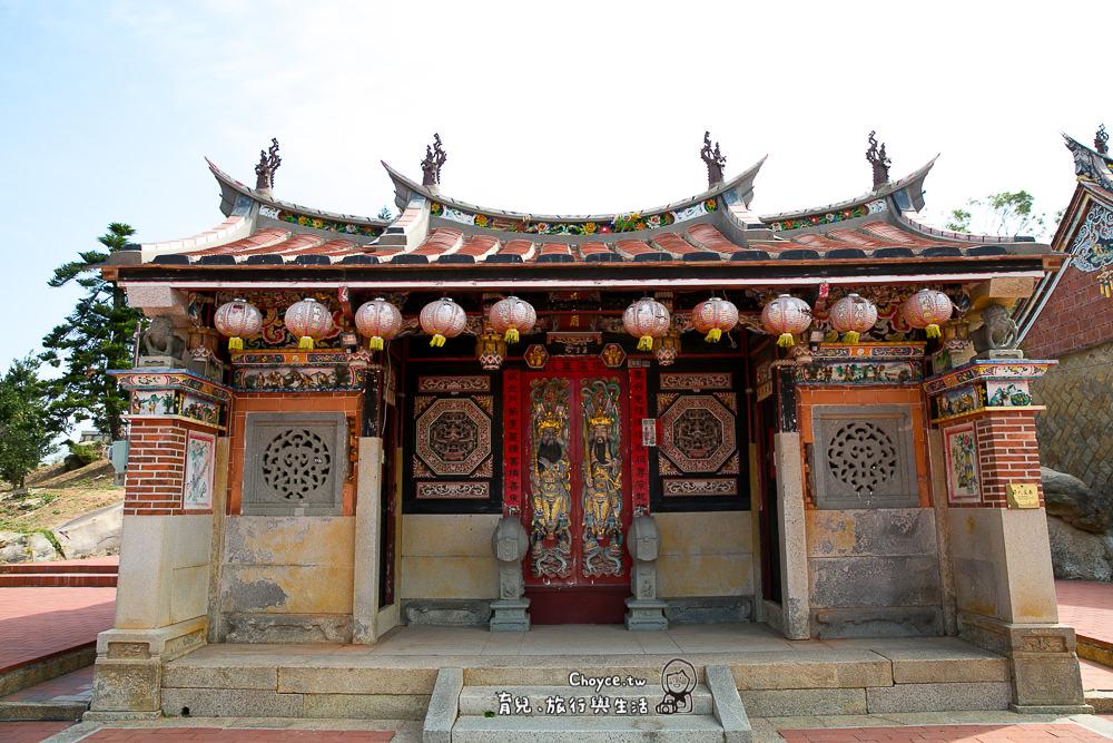 六百年歷史 金門必訪 閩式建築群 珠山聚落 山仔兜