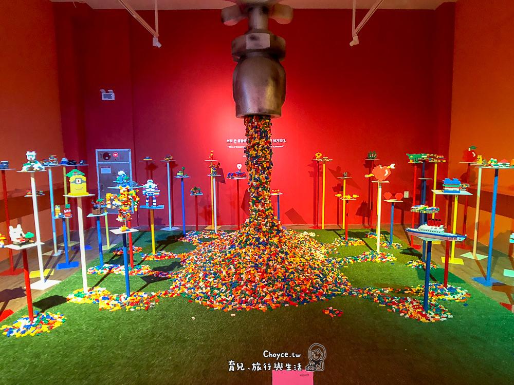 Brick campus gallery 韓國也有樂高主題館 濟州島全新開業