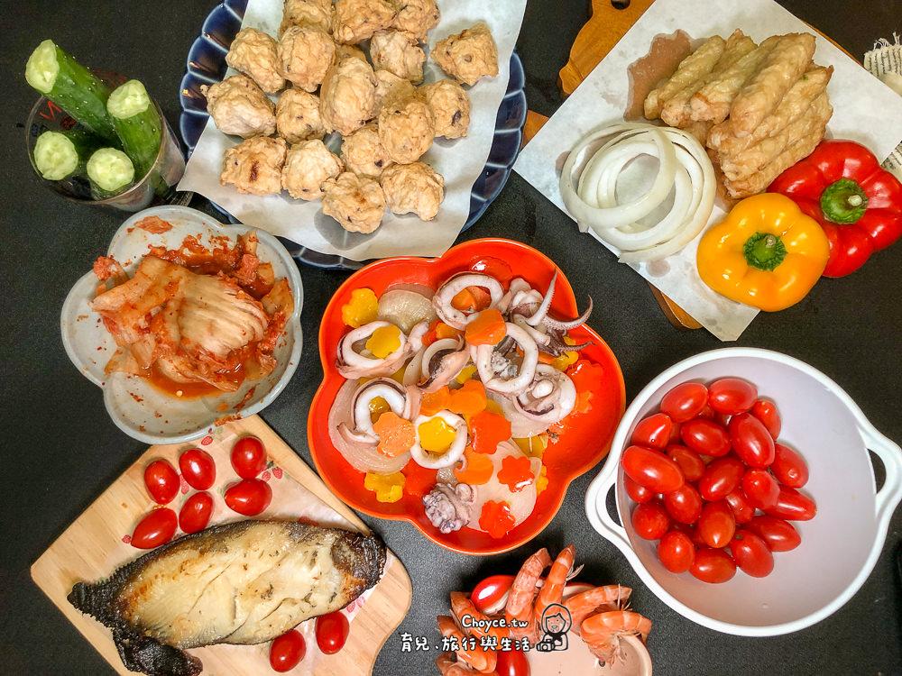 年菜惡補預備 簡單食材豪華上桌 快速簡單 宅鮮配 旺事如意年菜十件組