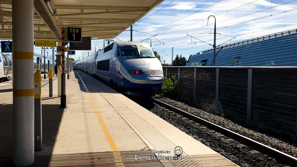你所不知道的法國國鐵 TGV 2018春季罷工預備備 原來買了票也可能上不了車!