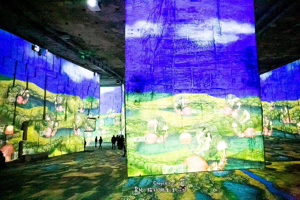 carrieres de lumieres 洞窟藝術館 燈光影像與音樂盛宴 南法超夯必訪景點 picaso and the spanish masters(圖超多