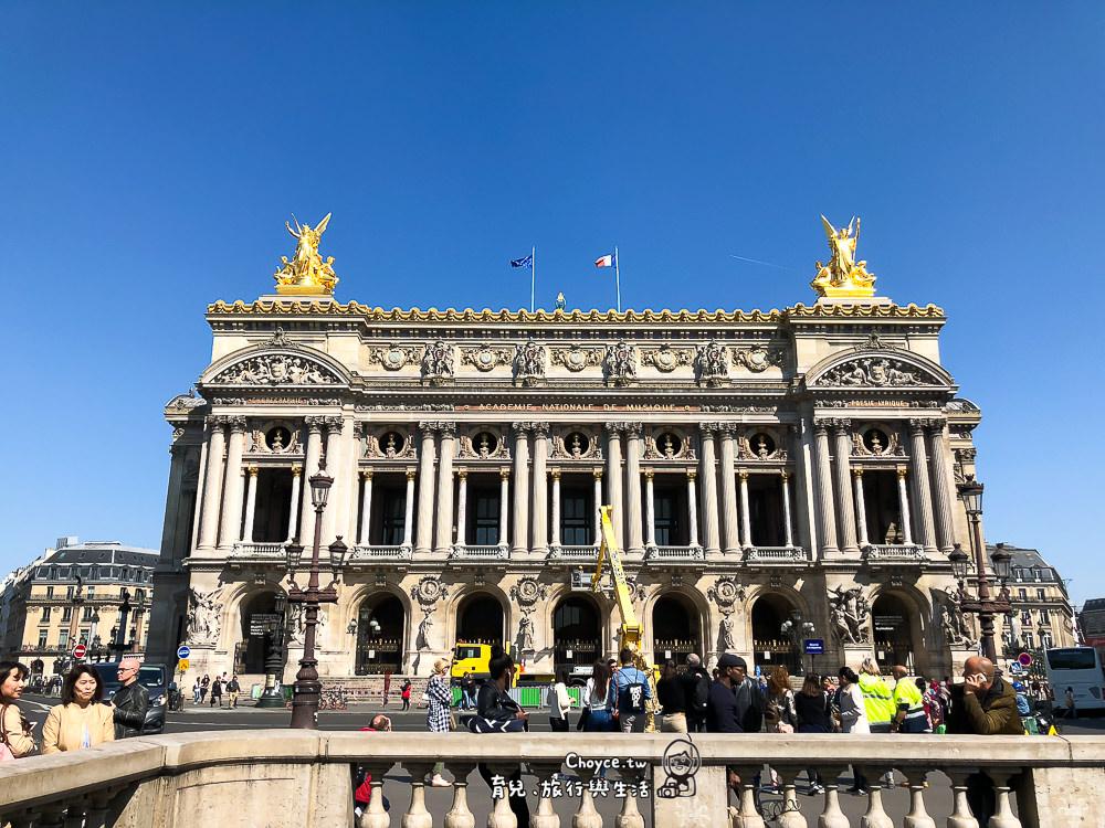 巴黎購物推薦住宿 拉法葉百貨後一分鐘即達 安亭歌劇院飯店 hotel opera d`antin