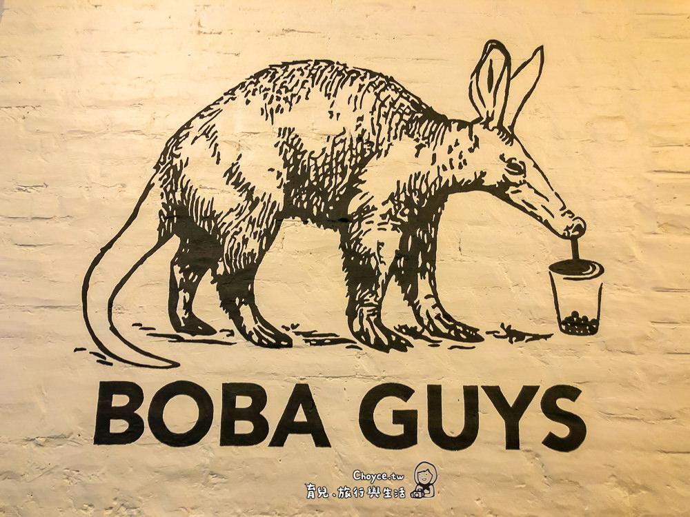 BOBA GUYS 紐約超人氣珍珠奶茶店 竟是從拉麵店出發