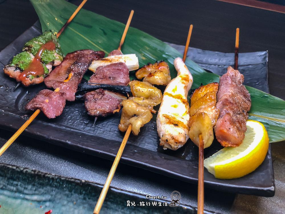 沖繩美食推薦 高水準串燒吃得超過癮 馳走別邸 那覇前島 備長燒雞肉料理