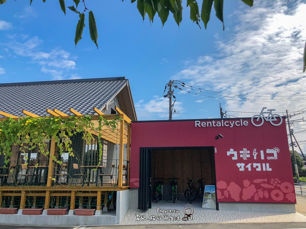 福岡近郊散策推薦 JALAN連續三年票選第一 最受歡迎 浮羽市觀光ウキハコ 休息站可玩日本製積木 可購買日本農家直送好物 還可租腳踏車輕鬆遊鄉間小路