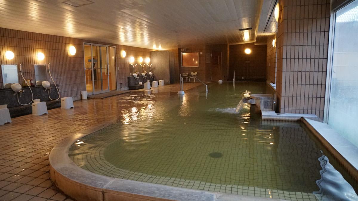 Beppu hotel sauna -11