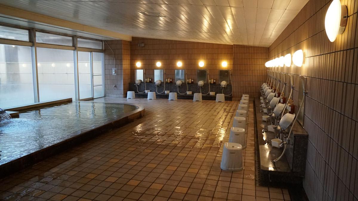 Beppu hotel sauna -18