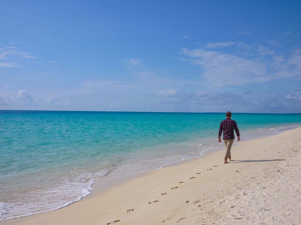 與那霸海灘