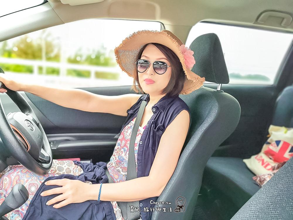 來沖繩沒車就沒腳啦 沖繩大榮 DTS租車 行車記錄器 倒車影像 中文服務