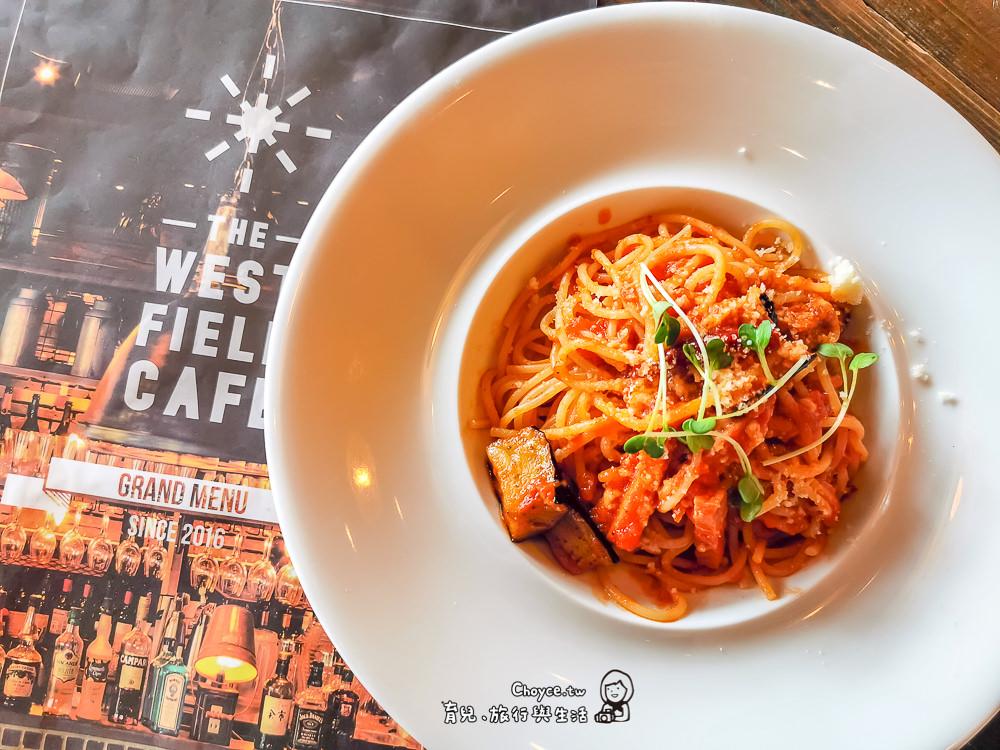 The West Field Cafe 沖繩在地貴婦愛店 午間點主餐送健康蔬食buffet 1180円吃得健康又美味 IG風夯吐司太厲害!