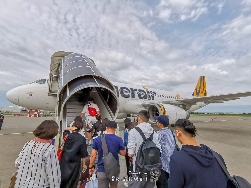 搭台灣虎航TigerAir直飛曼谷DMK廊曼機場 國內線轉飛清邁好簡單 通關快又有效率 落地簽快十倍