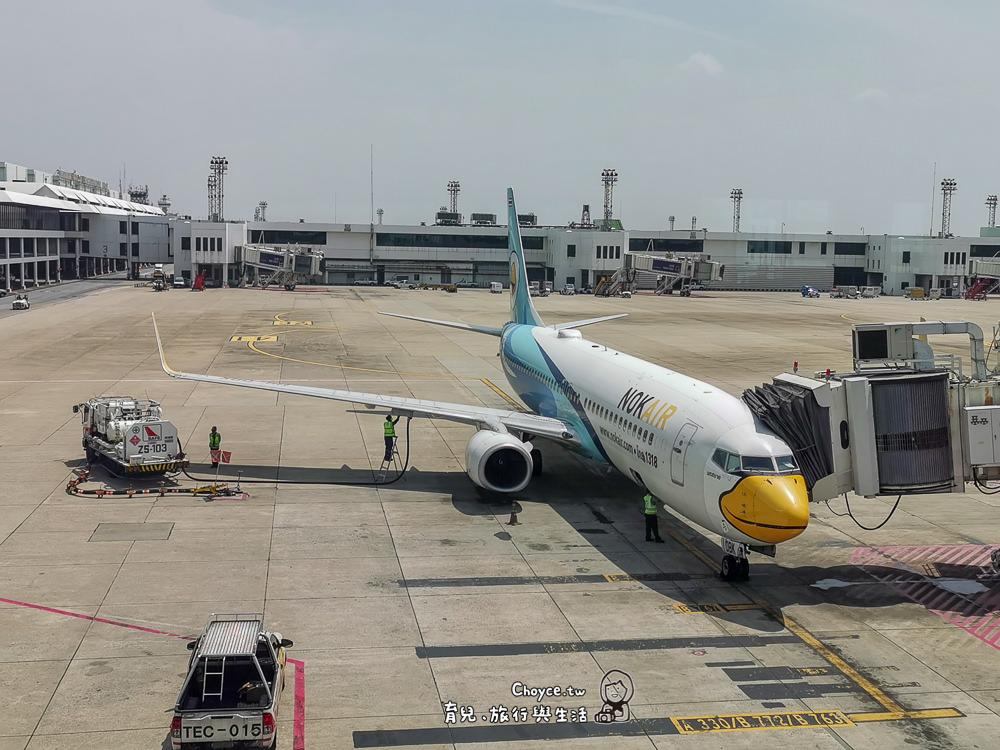 泰國雙城遊真簡單 曼谷清邁來回班機不到3000泰銖 NOK AIR皇雀航空 70分鐘從繁華都市到古城小鎮