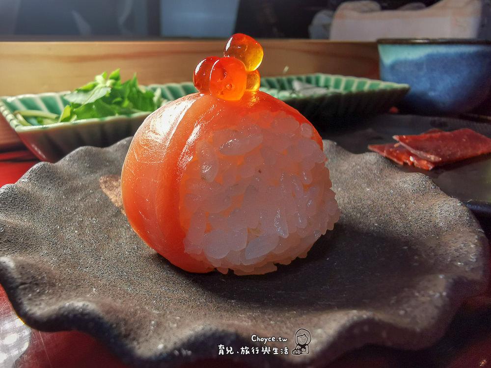 千年鮭 井筒屋 新潟村上 夢幻鮭魚全套料理 千年鮭きっかわ曬鮭魚