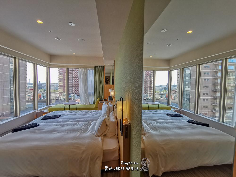 大阪環球影城住宿最佳推薦 Candeo Hotels光芒飯店最佳景觀位置 Sky Spa太銷魂 萬聖節限定入夜後太恐怖