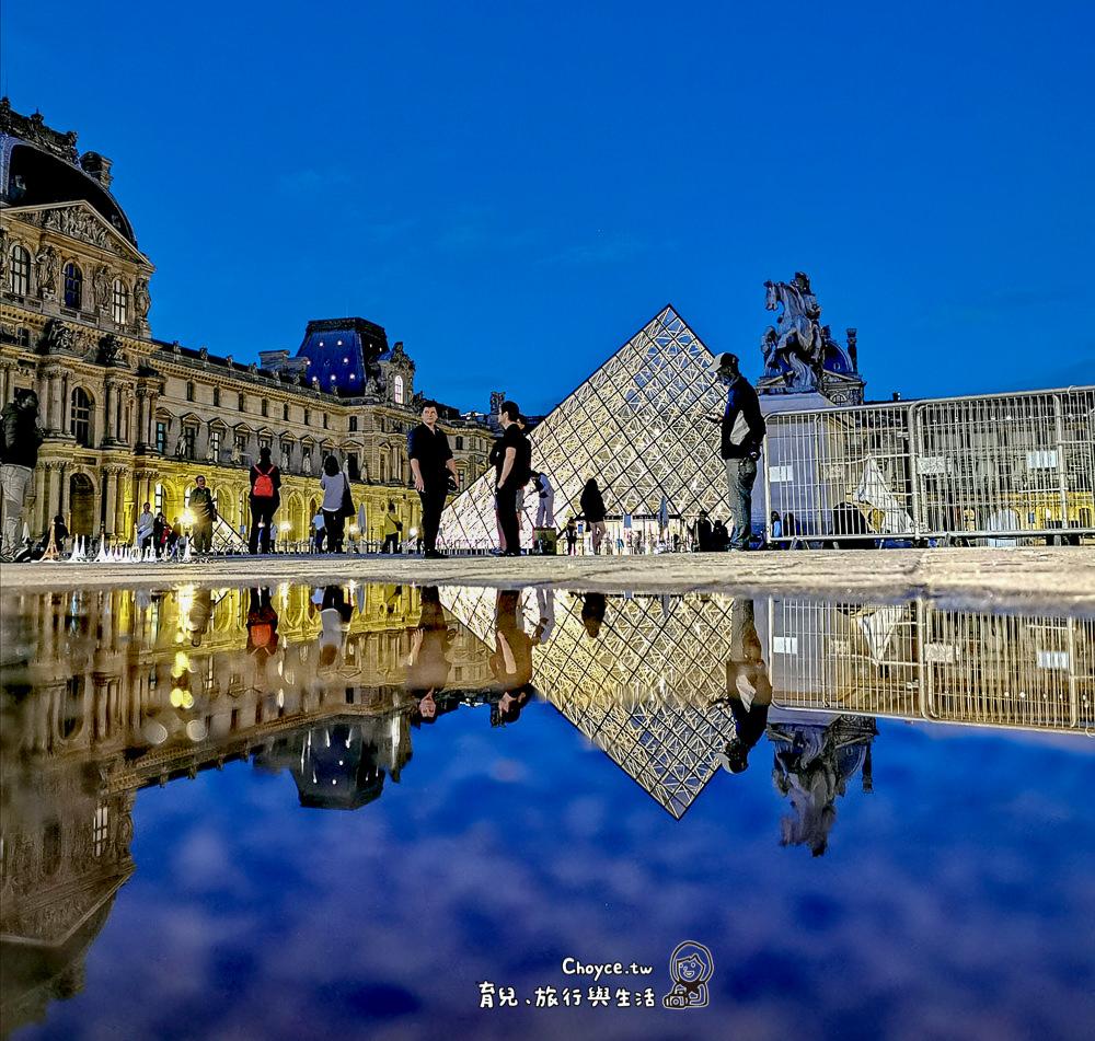 (親子遊巴黎) 博物館日免費遊世界一流藝術殿堂 巴黎羅浮宮Musée du Louvre