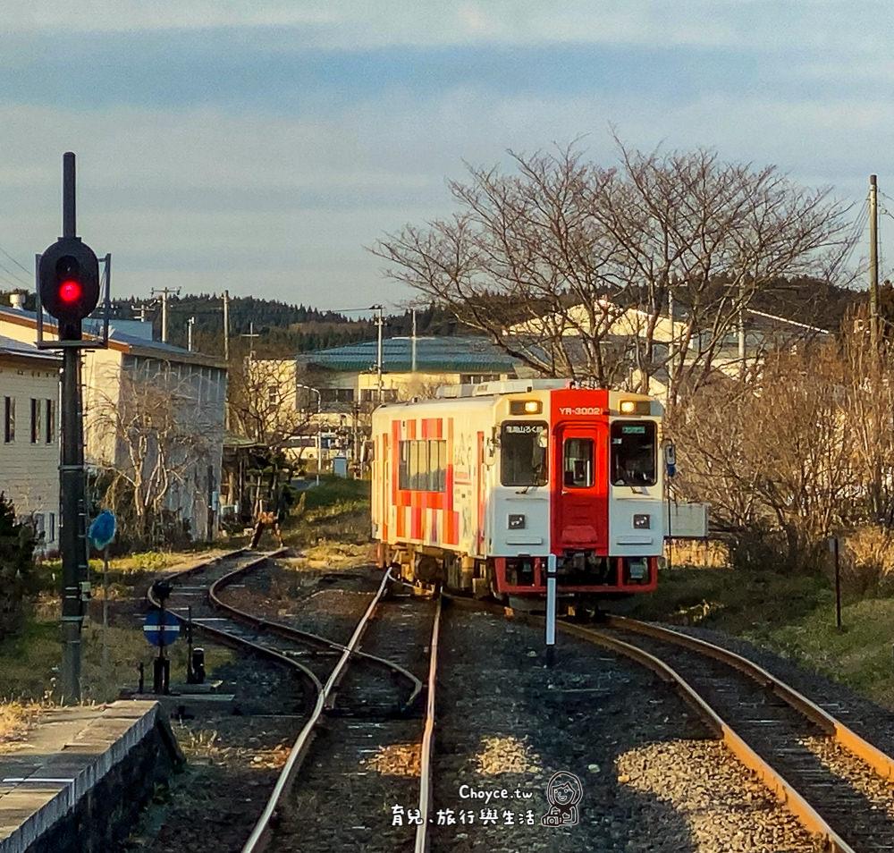 來秋田童心未泯一下 玩具列車 邊玩玩具邊搭火車 由利高原鐵道鳥海山樂線