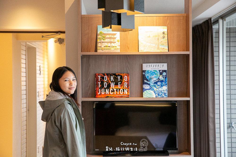 包租公寓家族推薦 COCO SHUKU淺草藏前 可看到晴空塔 直達羽田空港與成田空港