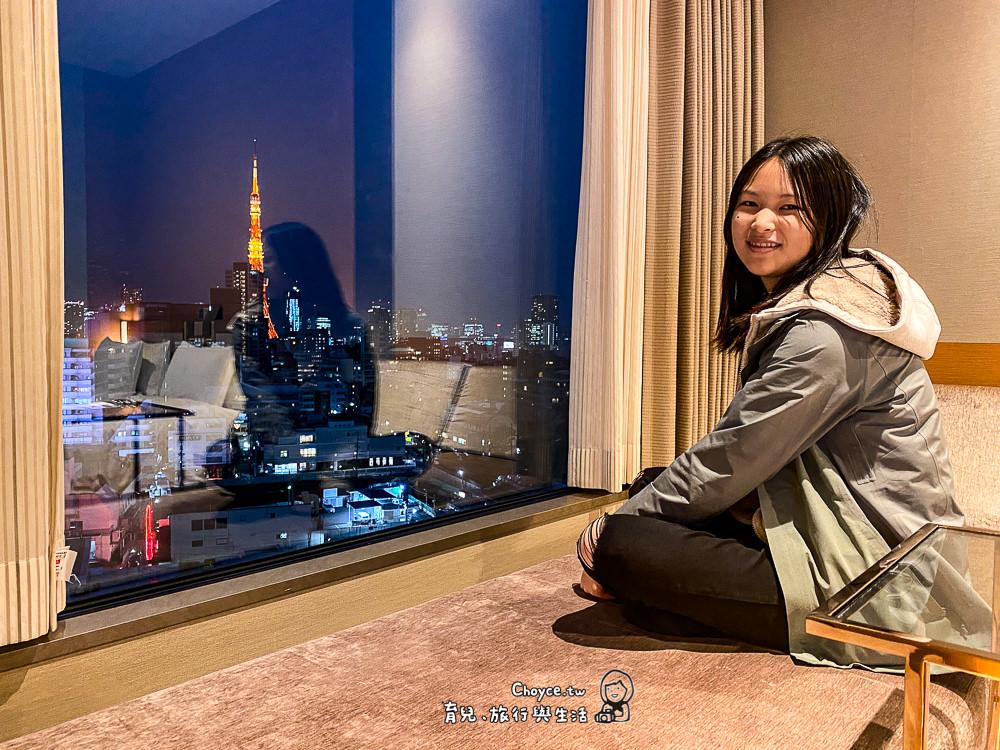 東京鐵塔在眼前 東京商業繁榮重心 六本木商圈住宿推薦 Candeo Hotels Roppongi