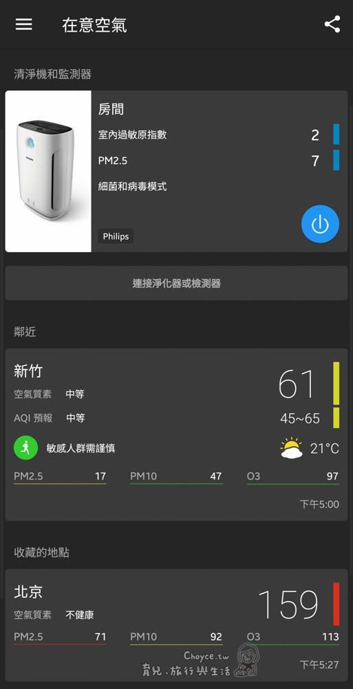 在意空氣app-2s