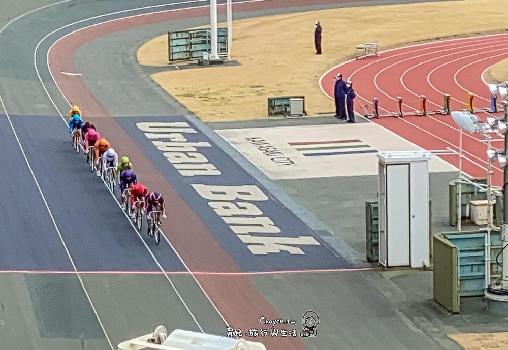 100円展開華麗大冒險 另類日本遊體驗 自行車競輪 發源自日本 川崎競輪場