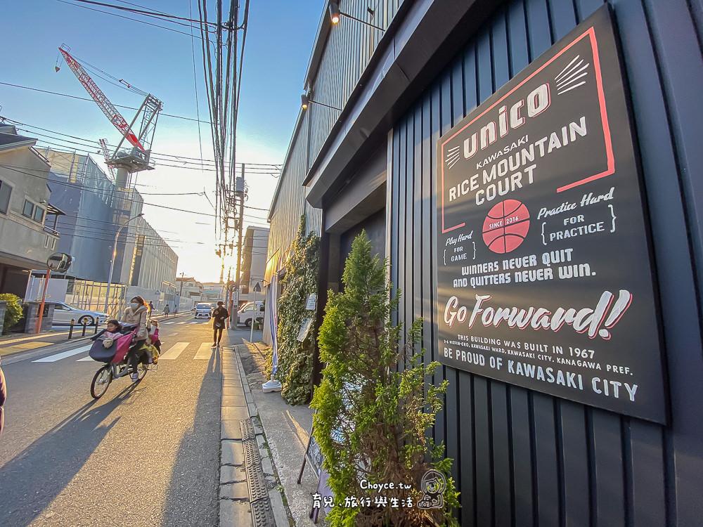 50多年舊倉庫大變身 Unico 複合式建築 IBIS cafe 室內籃球場 青年旅舍 美食餐廳與共享辦公室 外國人月租雅房