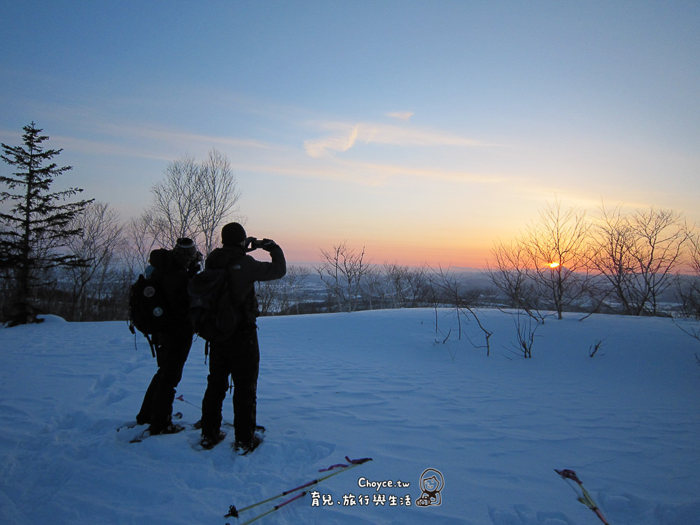 snow shoe tour to Lake Mashu 摩周湖雪靴Tour