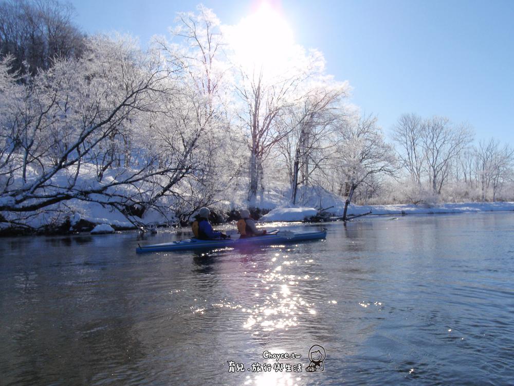 冬カヌー2