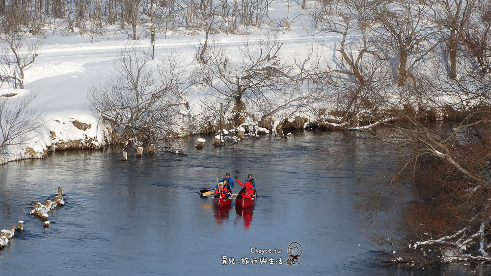 Winter Canoe 冬之独木舟