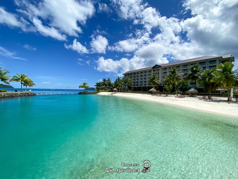 來海島就是要住爽吃爽爽啊!帛琉老爺酒店 Palau Royal Hotel 旅遊泡泡首發團