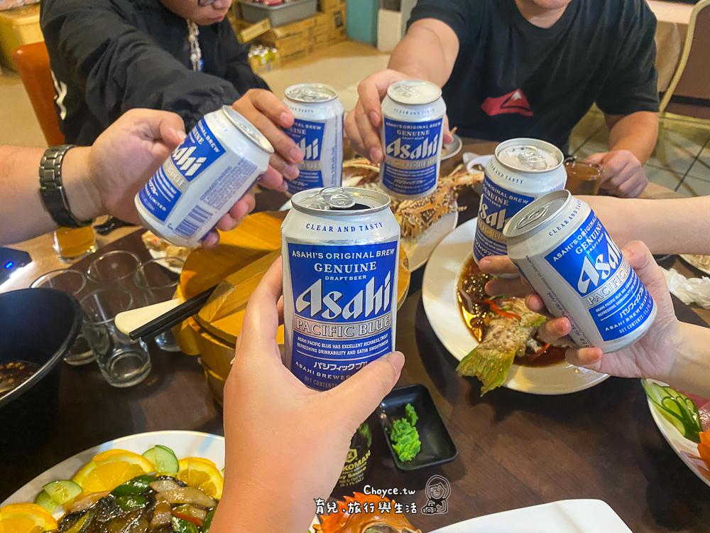 來帛琉大啖海鮮 硨磲貝,椰子蟹, 美人魚餐廳 帛琉老爺酒店自助餐