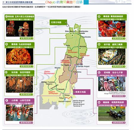 東日本夏祭典