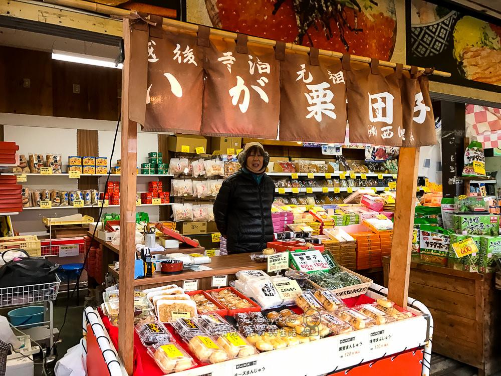 日本海美食大蒐集 好推好買不能錯過 新潟人的廚房 寺泊海鮮市場 新潟自助 魚のアメ横