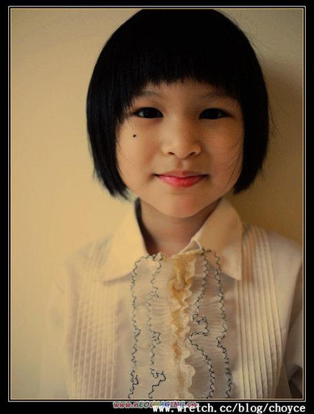 子喬沙龍照(正式西裝)