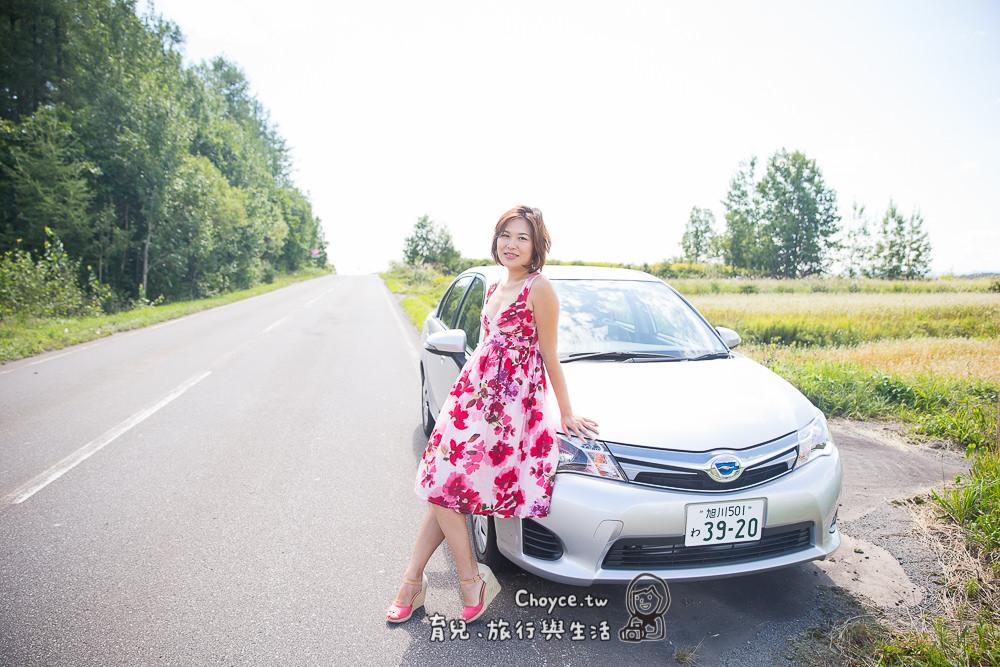 北海道旭川春天自駕行程規劃 出發一日來回觀光路線