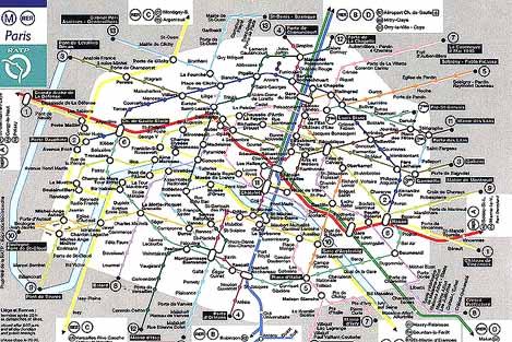 parishotelsdisneyland - gis hotel paris - metro