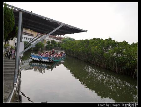 (台灣好好玩) 台南也有國家公園 台江四草湖乘船賞鳥生態之旅 (99台江線-四草大橋站)