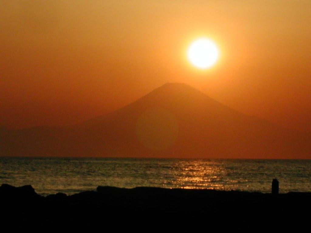 三崎口站-城島富士山景.JPG