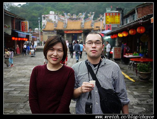 (台灣好好玩) 日本友人在台灣-北埔老街