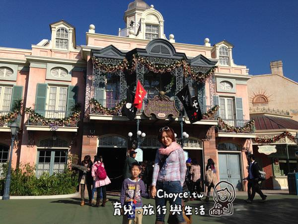 (日本千葉縣) 東京迪士尼樂園 Carib加勒比海盜 カリブの海賊 / Pirates of the Caribbean