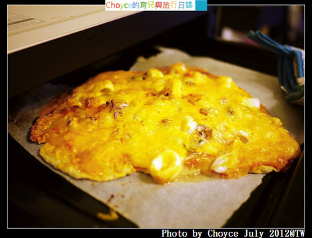 (小小孩大主廚) 4歲小孩也能在家自己做PIZZA 小廚師食譜